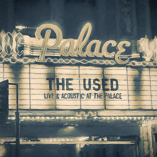 Alliance The Used - Live and Acoustic At The Palace thumbnail