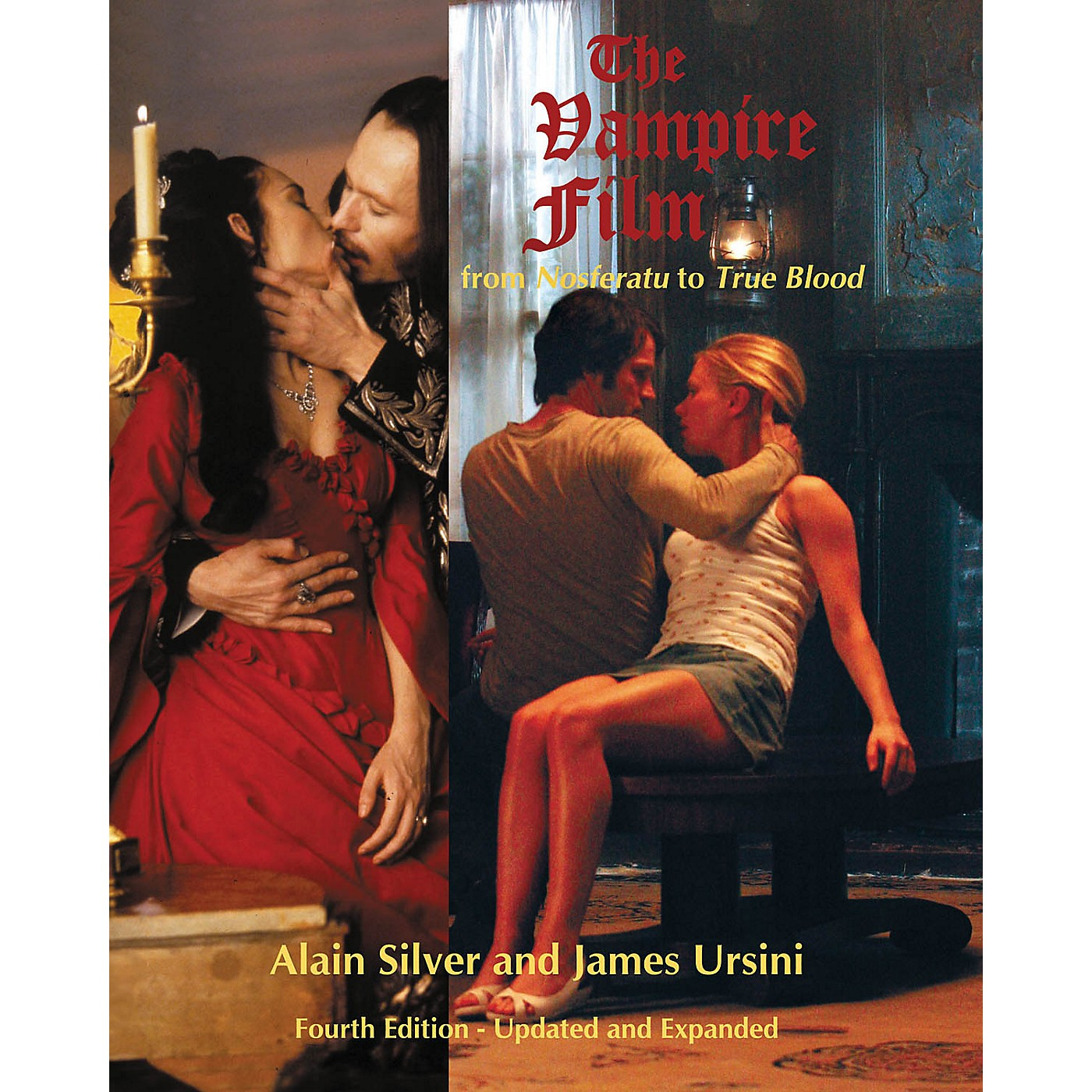 Limelight Editions The Vampire Film Limelight Series Softcover Written by Alain Silver thumbnail