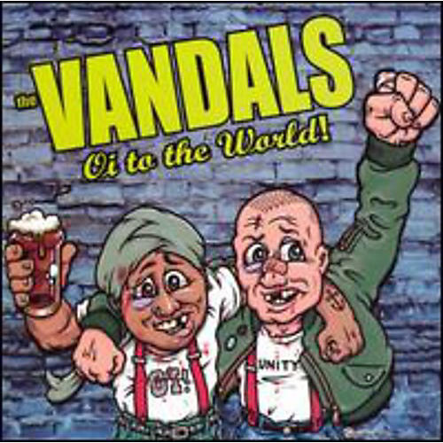 Alliance The Vandals - Oi To The World! thumbnail