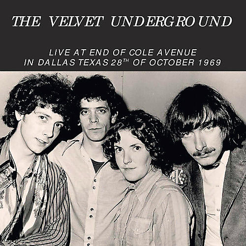 Alliance The Velvet Underground - Live at End of Cole Avenue in Dallas thumbnail