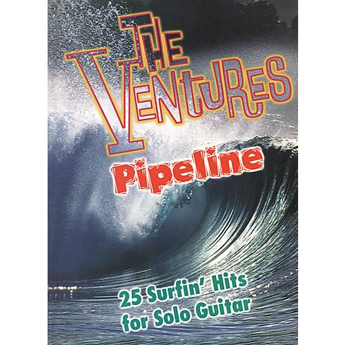 Creative Concepts The Ventures Pipeline Guitar Tab Songbook thumbnail