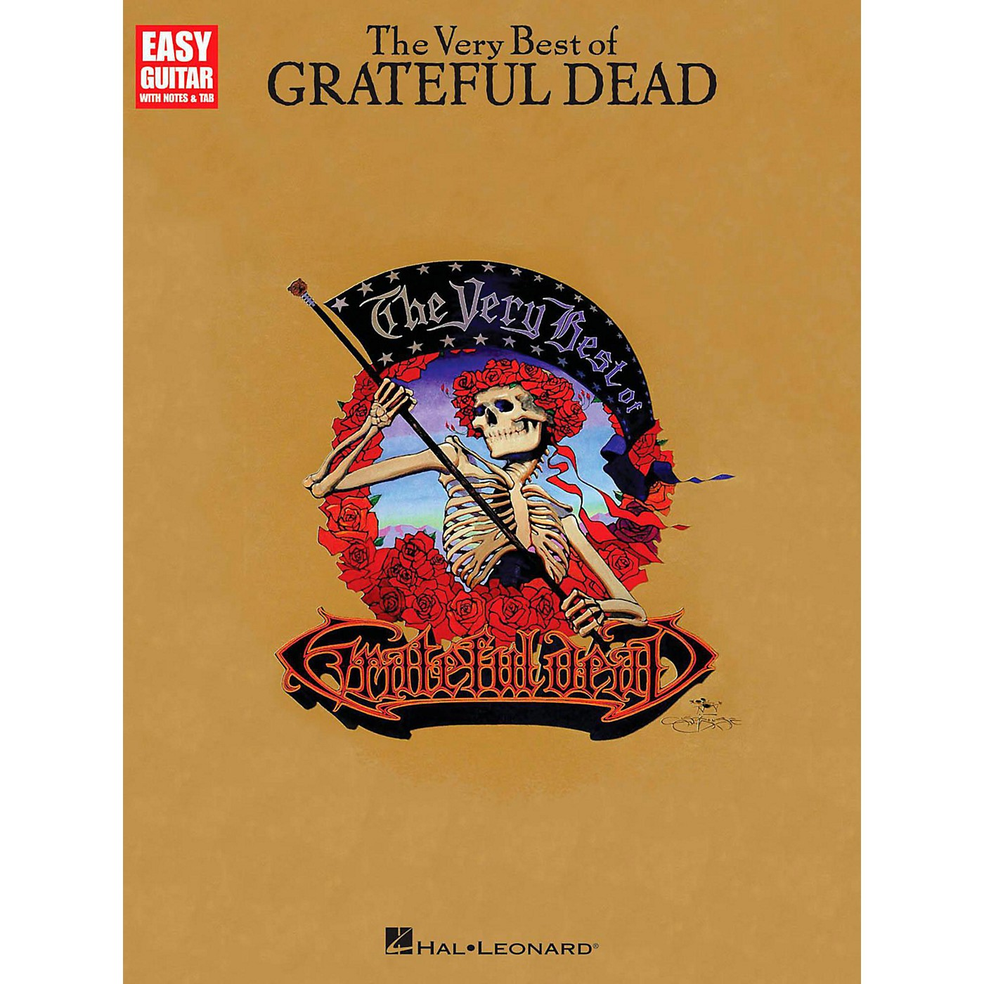 Hal Leonard The Very Best Of Grateful Dead - Easy Guitar Tab thumbnail