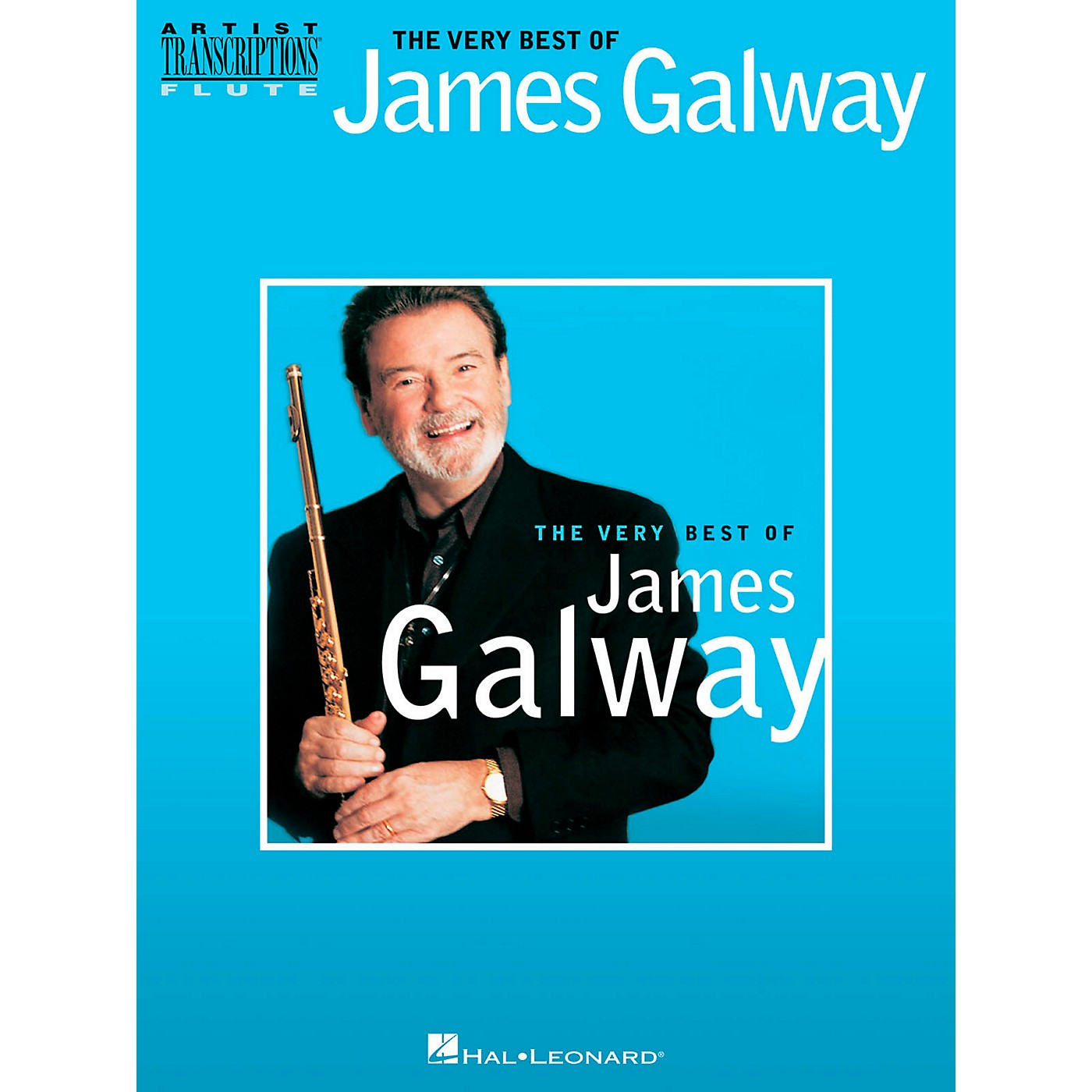 Hal Leonard The Very Best Of James Galway Flute Transcriptions thumbnail