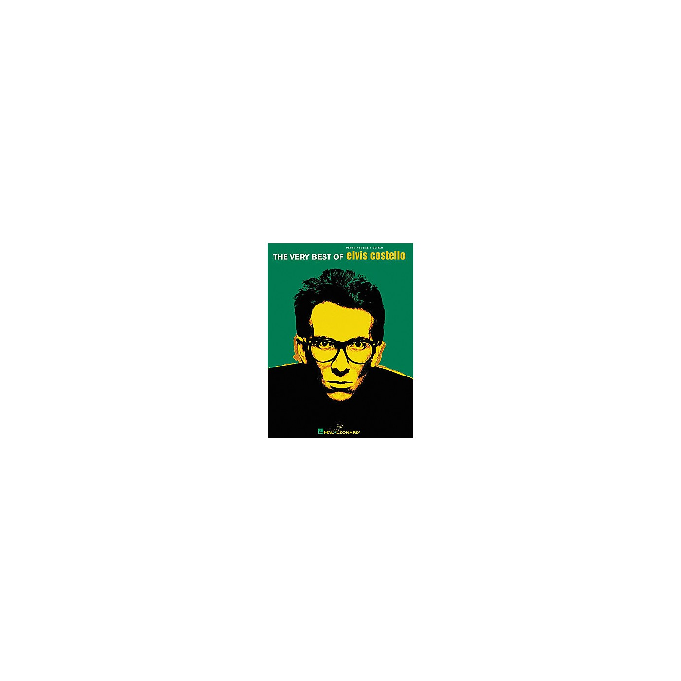 Hal Leonard The Very Best of Elvis Costello Songbook thumbnail