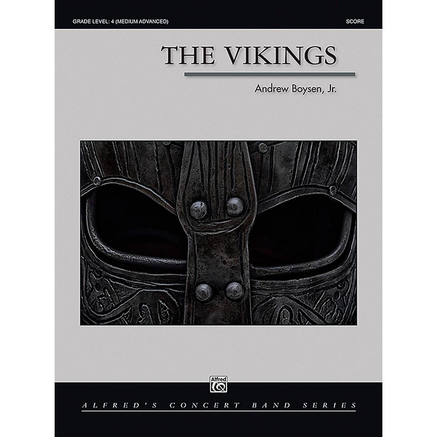 Alfred The Vikings Concert Band Grade 4 (Medium Advanced) thumbnail