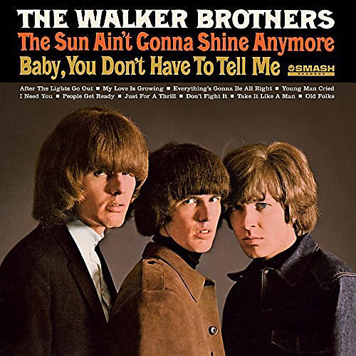 Alliance The Walker Brothers - Sun Ain't Gonna Shine Anymore thumbnail