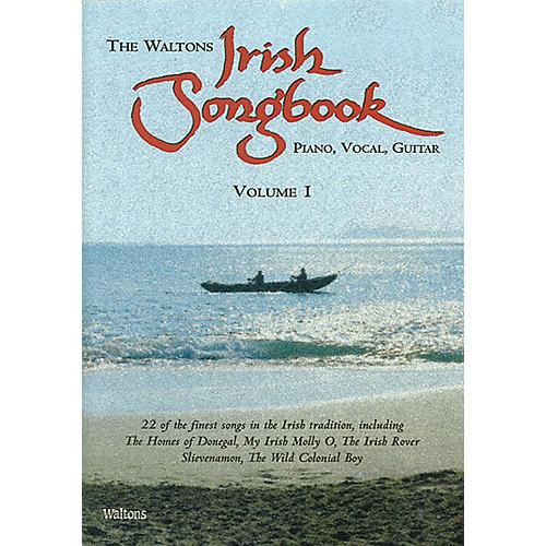 Waltons The Waltons Irish Songbook - Volume 1 Waltons Irish Music Books Series Softcover thumbnail