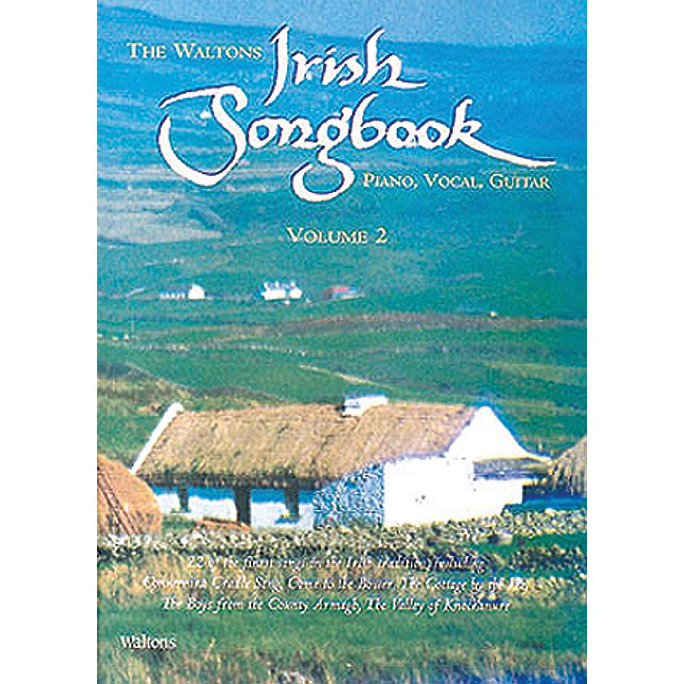 Waltons The Waltons Irish Songbook - Volume 2 Waltons Irish Music Books Series Softcover thumbnail