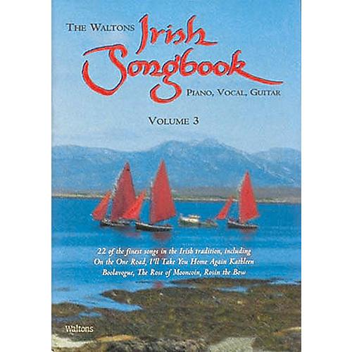 Waltons The Waltons Irish Songbook - Volume 3 Waltons Irish Music Books Series Softcover thumbnail