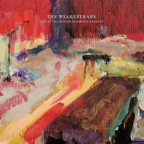 Alliance The Weakerthans - Live at the Burton Cummings Theatre thumbnail