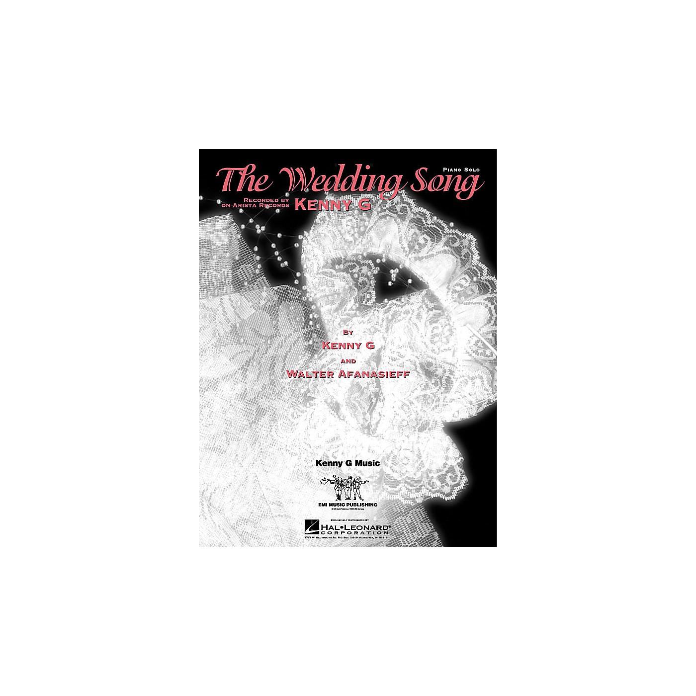 Hal Leonard The Wedding Song thumbnail