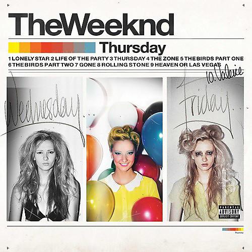 Alliance The Weeknd - Thursday thumbnail