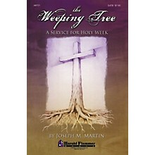 Shawnee Press The Weeping Tree (SATB) SATB composed by Joseph M. Martin
