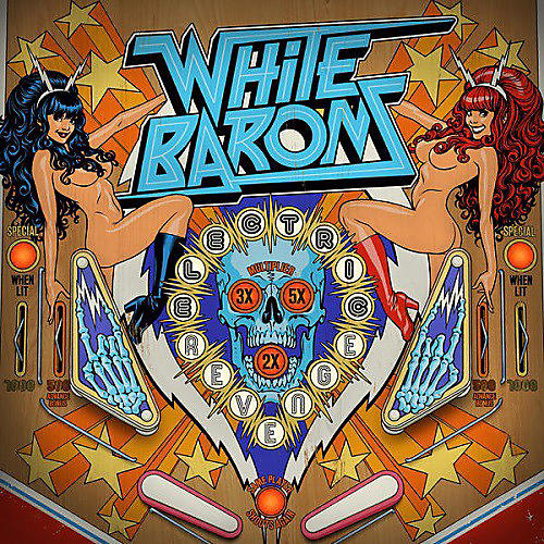 Alliance The White Barons - Electric Revenge thumbnail