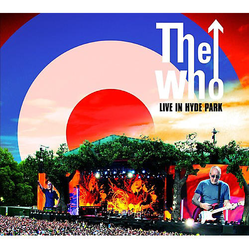 Alliance The Who - Live In Hyde Park [LP/DVD] thumbnail