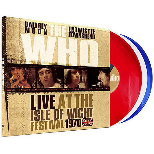 Alliance The Who - Live at the Isle of Wight Festival 1970 thumbnail