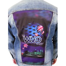 Dragonfly Clothing The Who - Madison Square Garden - Womens Denim Jacket