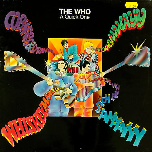 Alliance The Who - Quick One thumbnail