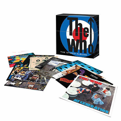 Alliance The Who - The Studio Albums [14 LP] [Box Set] thumbnail