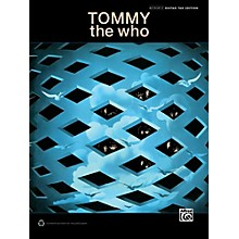Alfred The Who - Tommy Guitar TAB Book