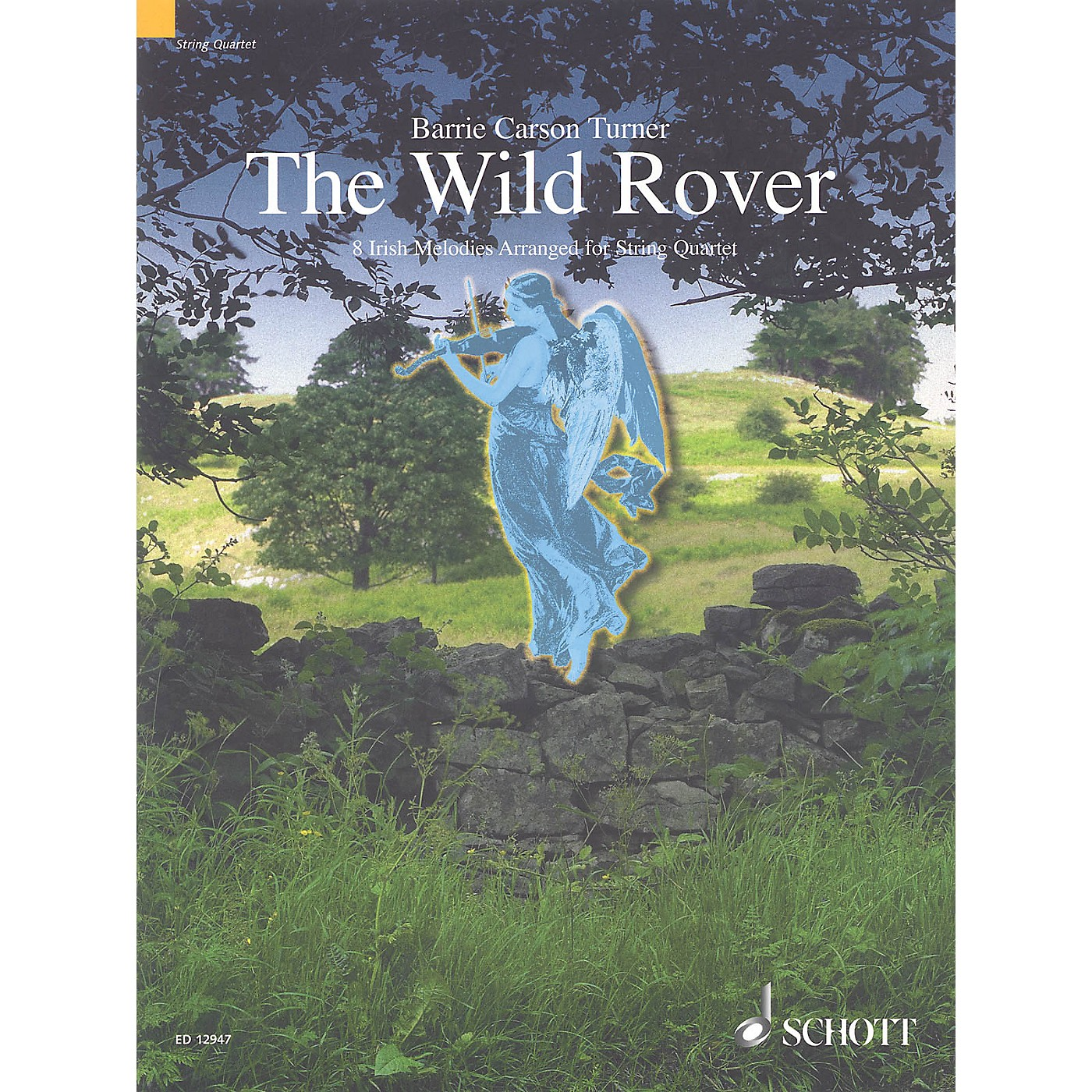 Schott The Wild Rover Schott Series Composed by Various Arranged by Barrie Carson Turner thumbnail