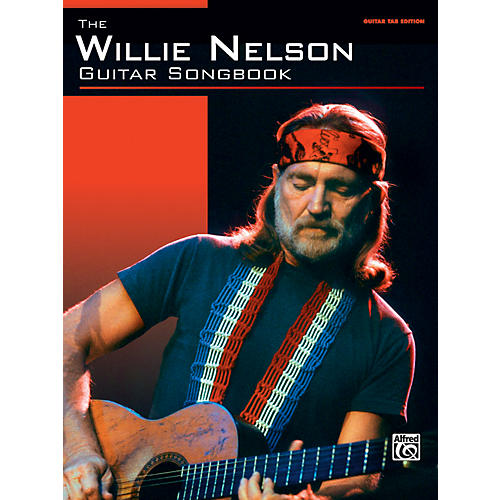 Alfred The Willie Nelson Guitar Songbook Guitar TAB Edition thumbnail