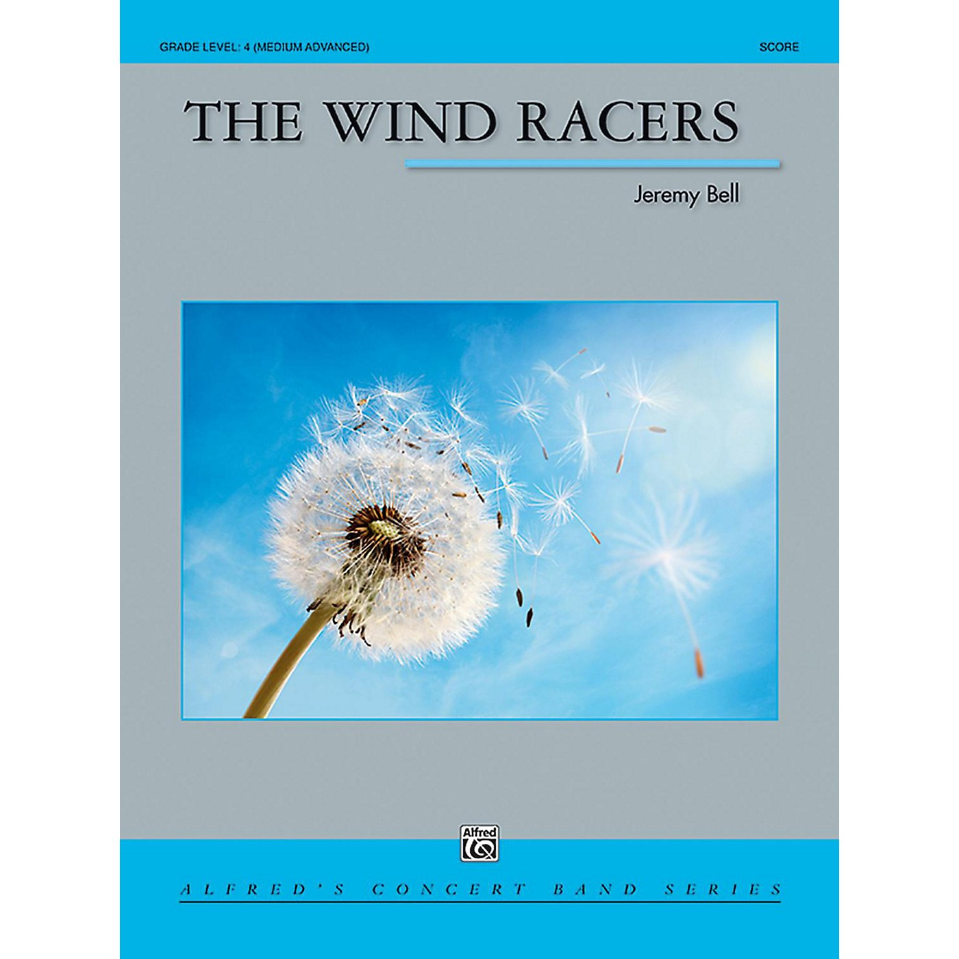 Alfred The Wind Racers Concert Band Grade 4 (Medium Advanced) thumbnail