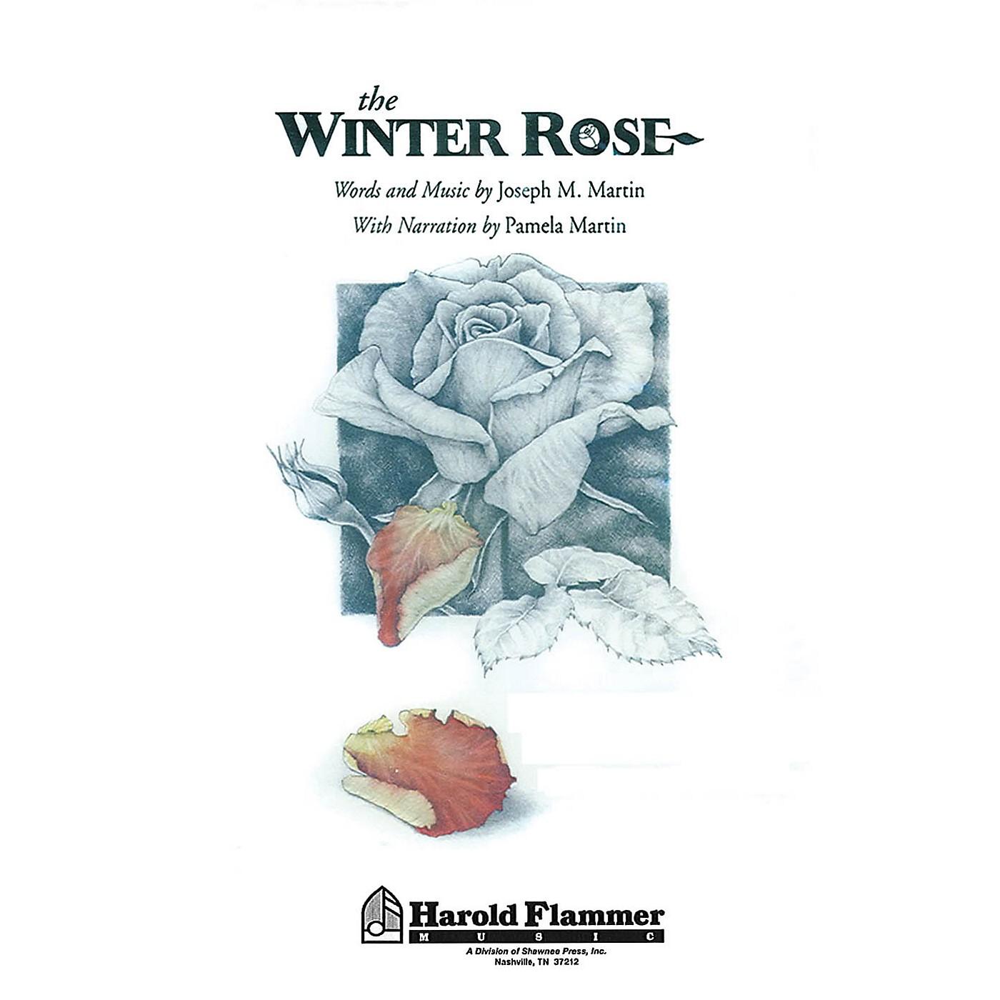 Shawnee Press The Winter Rose Studiotrax CD Composed by Joseph M. Martin thumbnail