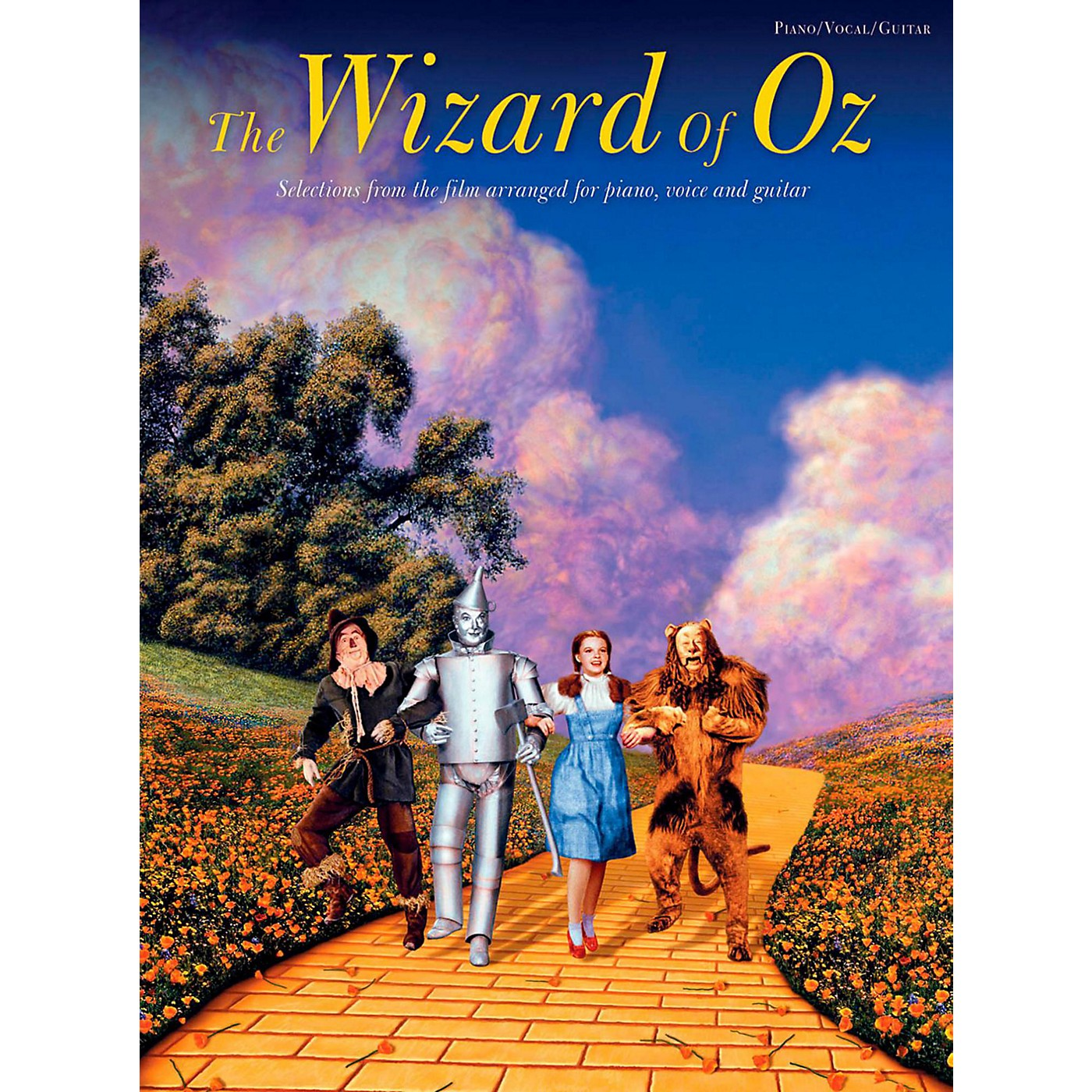 Music Sales The Wizard Of Oz Piano/Vocal/Guitar thumbnail