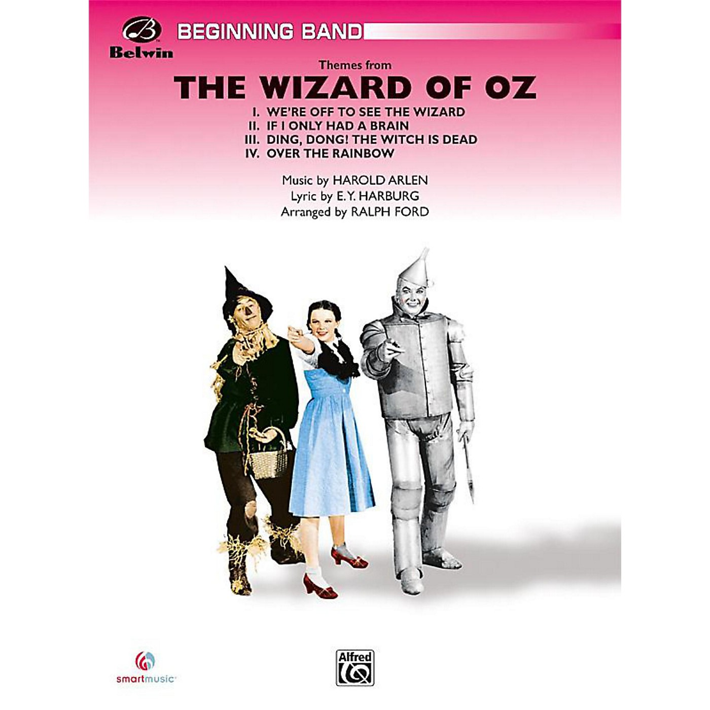 Alfred The Wizard of Oz Grade 1 (Very Easy) thumbnail