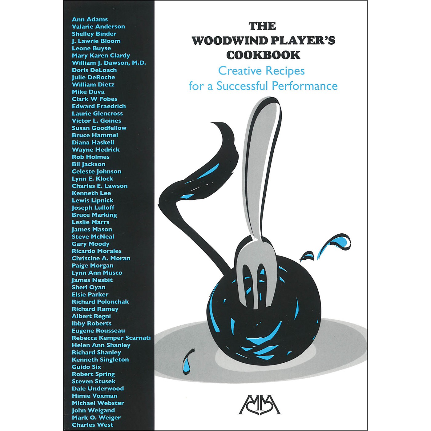 Meredith Music The Woodwind Player's Cookbook - Creative Recipes For A Successful Performance thumbnail