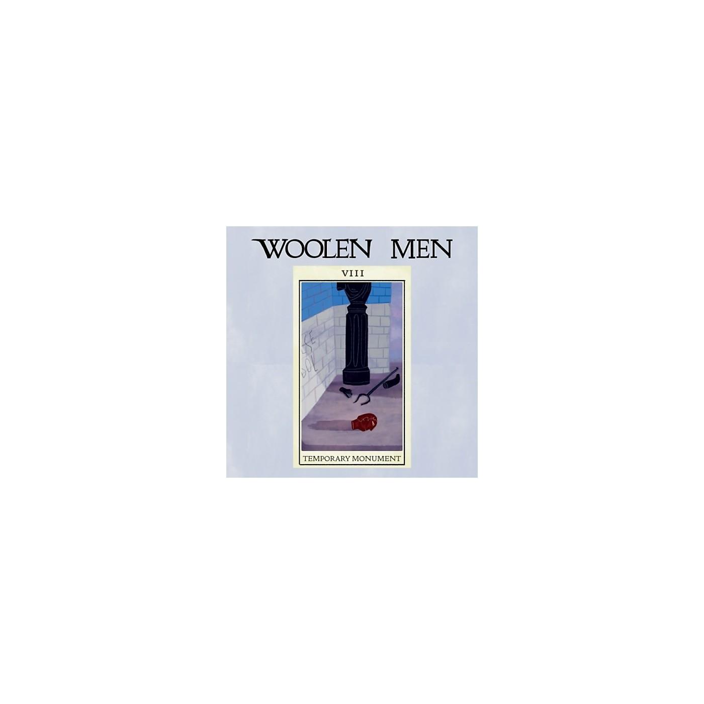 Alliance The Woolen Men - Temporary Monument thumbnail
