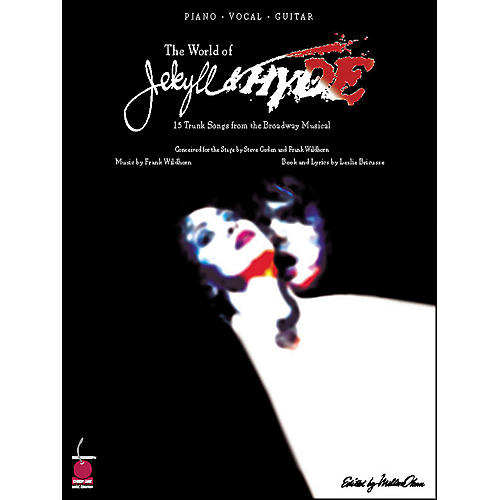 Cherry Lane The World Of Jekyll And Hyde - 15 Trunk Songs From The Broadway Musical arranged for piano, vocal, and guitar (P/V/G) thumbnail