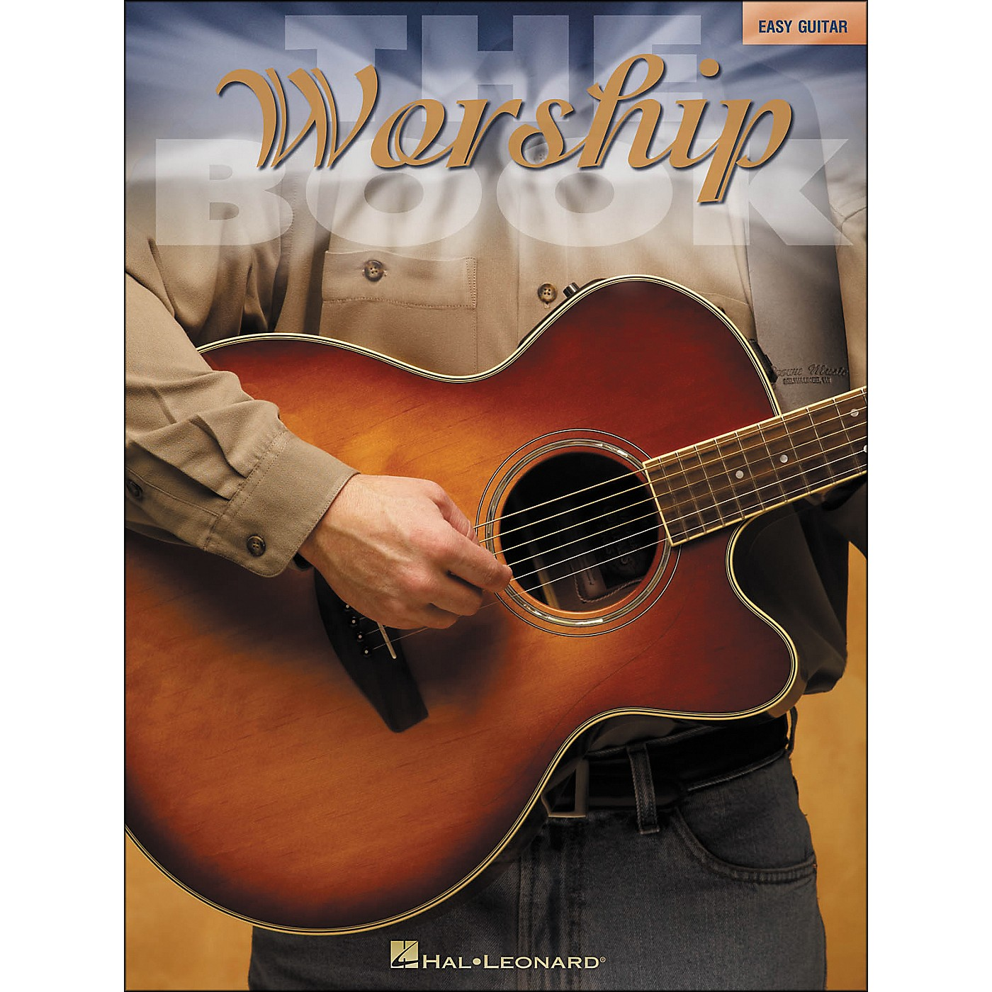 Hal Leonard The Worship Book - Easy Guitar (No Tab) thumbnail