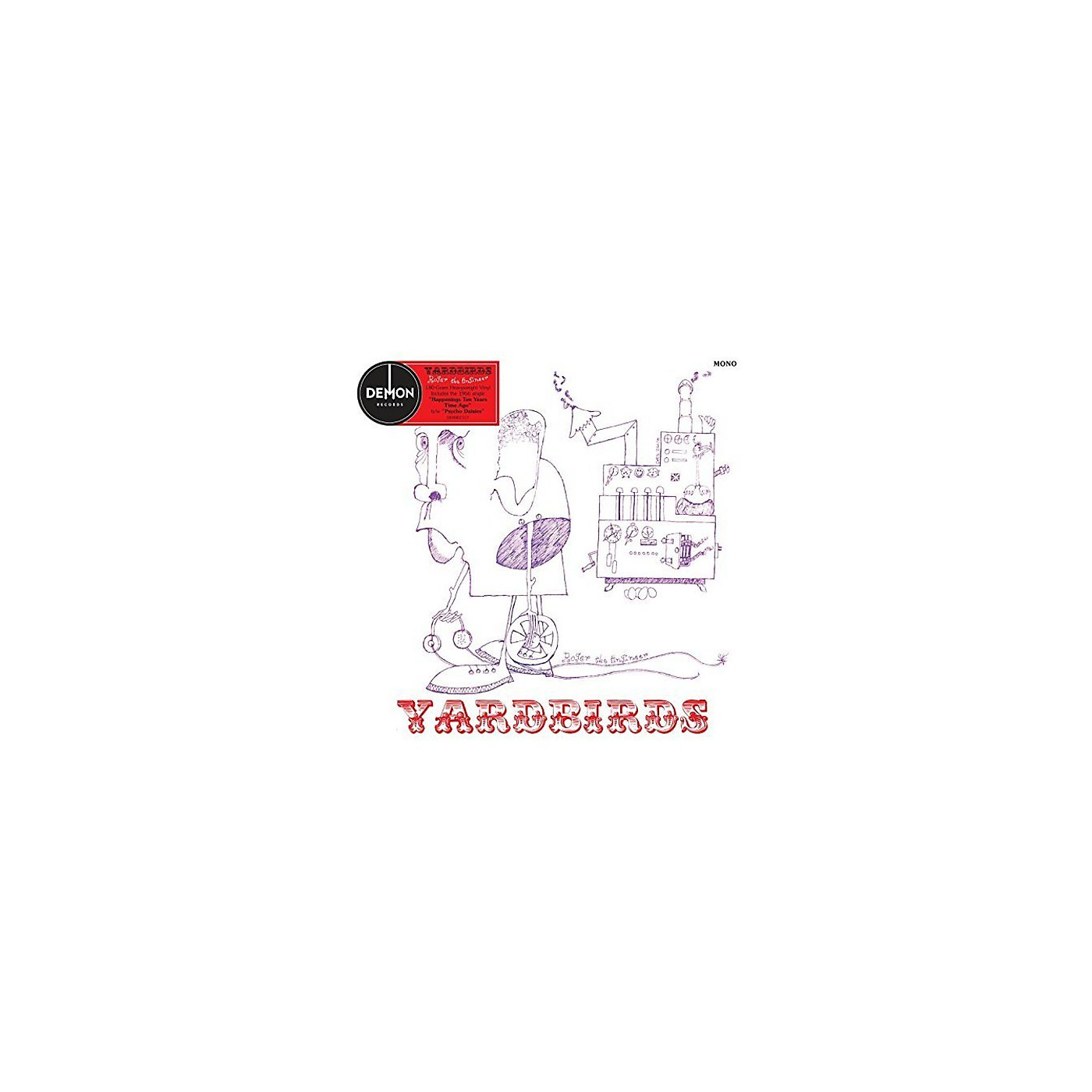 Alliance The Yardbirds - Roger the Engineer thumbnail