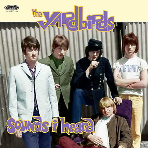 Alliance The Yardbirds - Sounds I Heard thumbnail