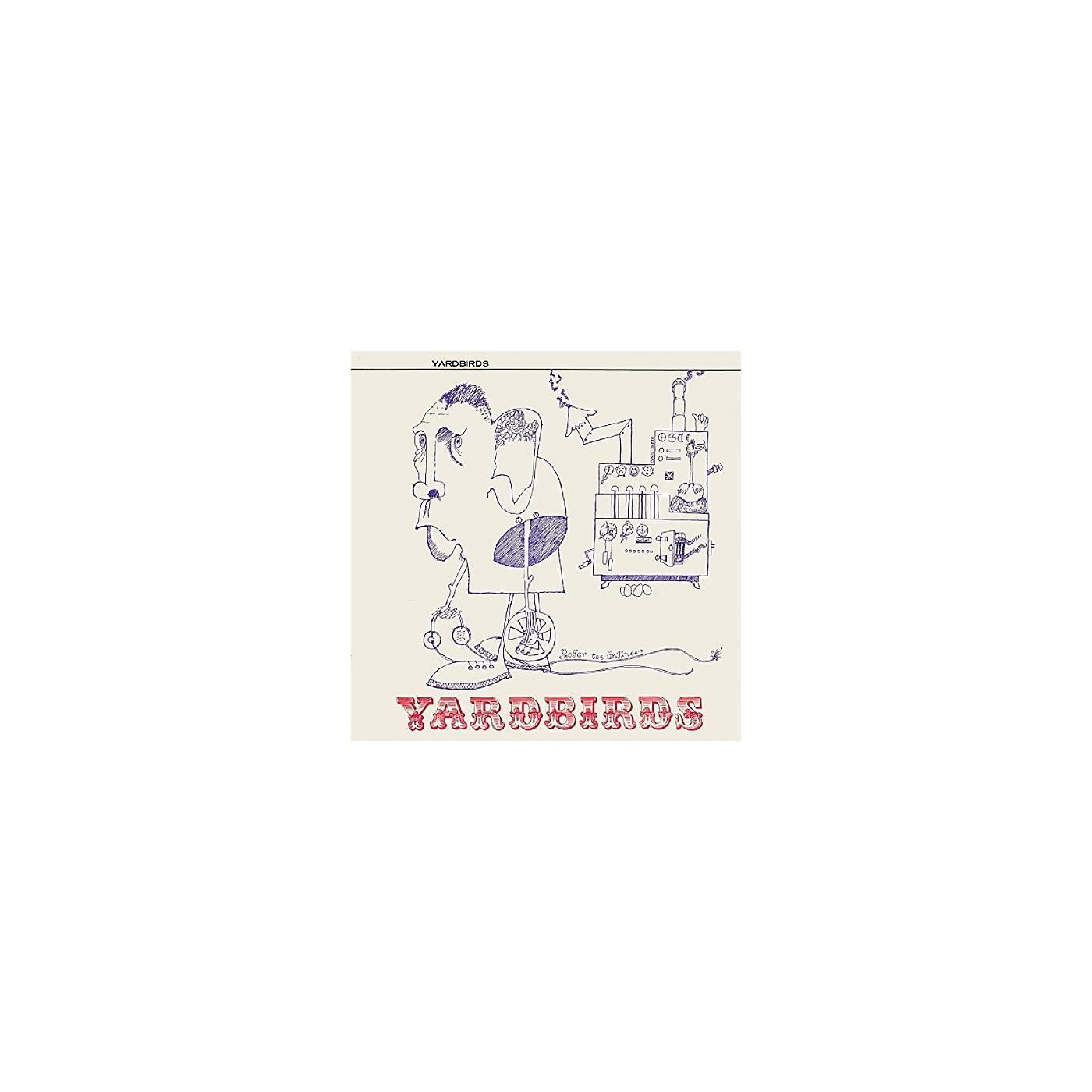 Alliance The Yardbirds - Yardbirds (Aka Roger The Engineer) Mono thumbnail