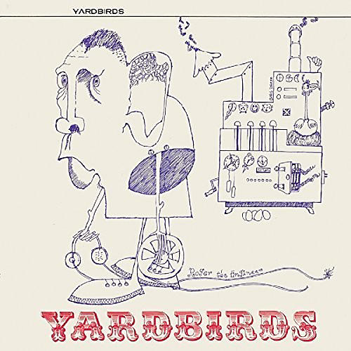 Alliance The Yardbirds - Yardbirds (Aka Roger The Engineer) Mono thumbnail