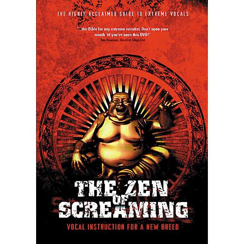 Alfred The Zen Of Screaming Dvd/Cd thumbnail