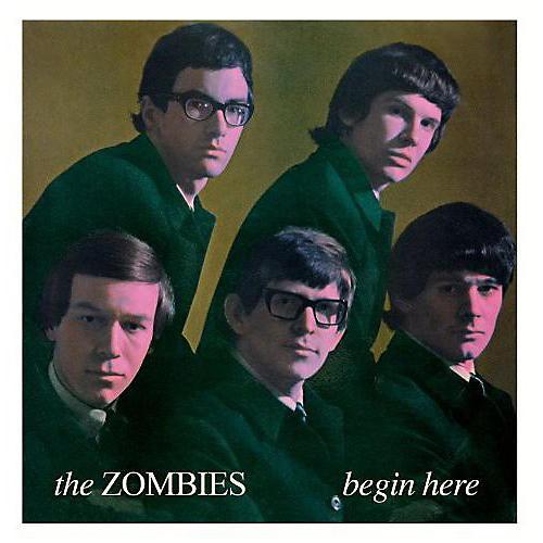 Alliance The Zombies - Begin Here (Mono) thumbnail