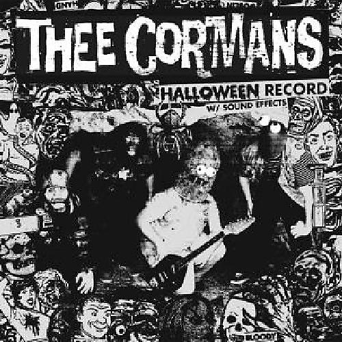 Alliance Thee Cormans - Halloween Record with Sound Effects thumbnail