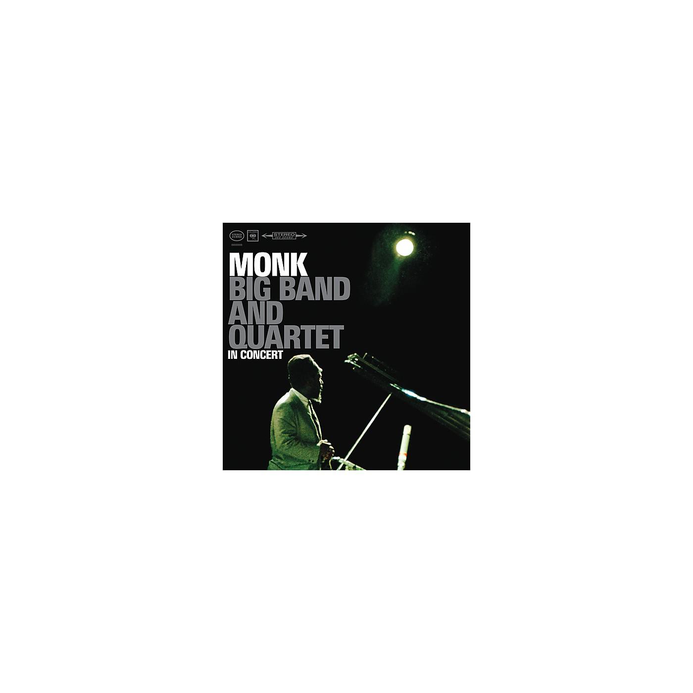Alliance Thelonious Monk - Big Band & Quartet In Concert thumbnail