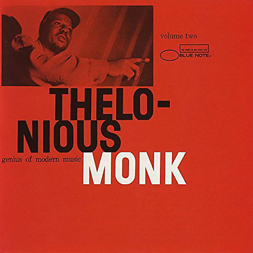 Alliance Thelonious Monk - Genius of Modern Music 2 thumbnail