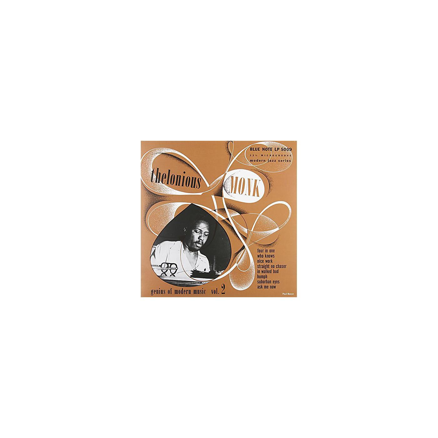 Alliance Thelonious Monk - Genius of Modern Music 2 thumbnail