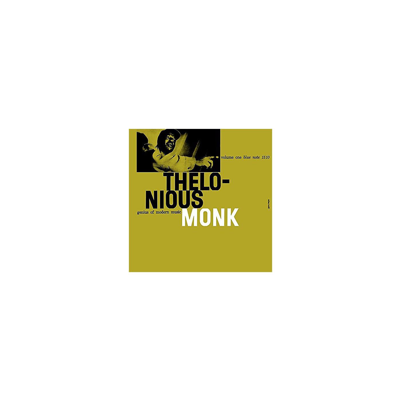 Alliance Thelonious Monk - Genius of Modern Music Volume One thumbnail