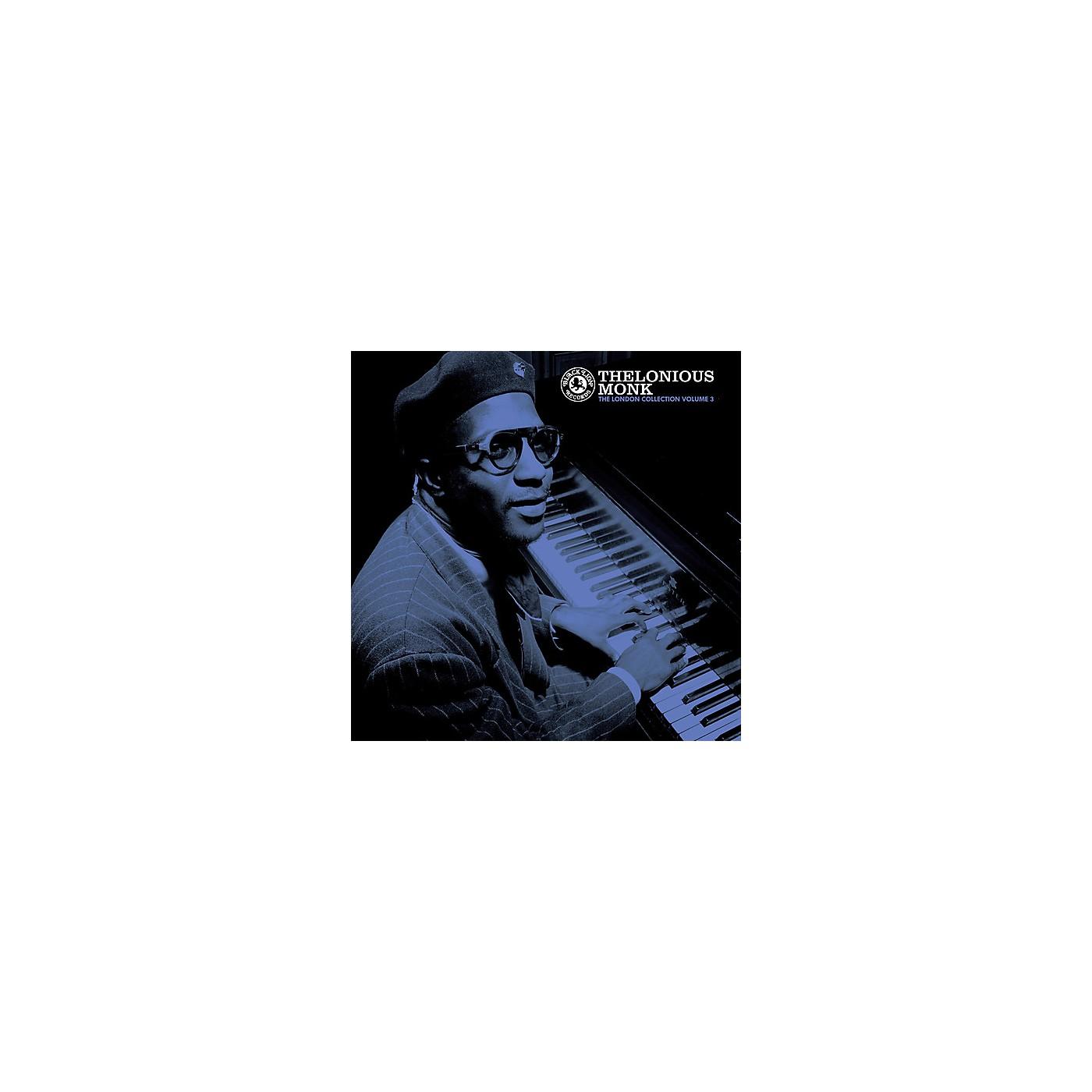 Alliance Thelonious Monk - London Collection, Vol. 3 thumbnail