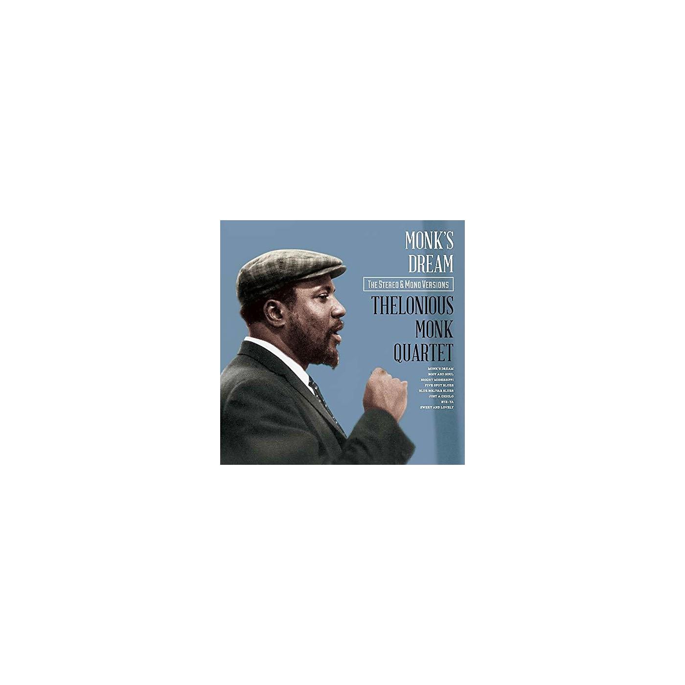 Alliance Thelonious Monk - Monk's Dream: Original Stereo & Mono Versions thumbnail