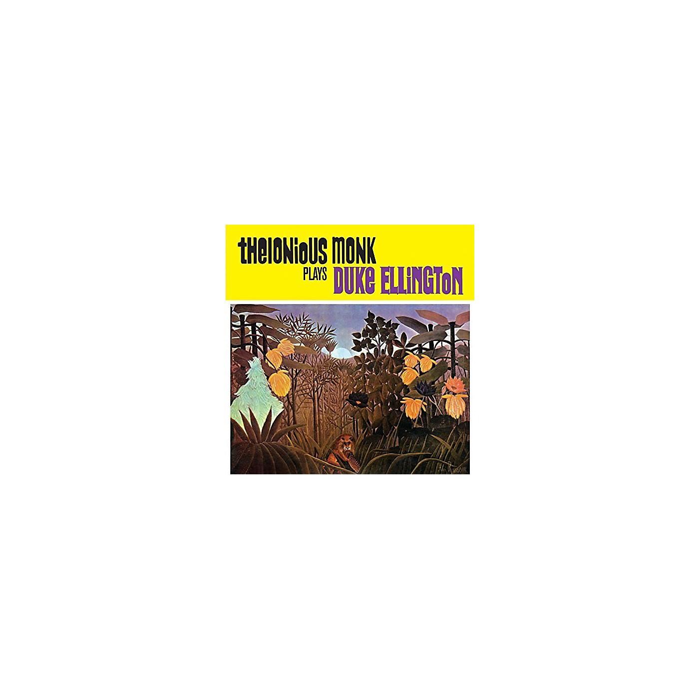 Alliance Thelonious Monk - Plays Duke Ellington thumbnail