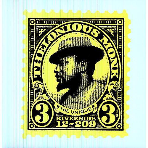 Alliance Thelonious Monk - The Unique Thelonious Monk thumbnail