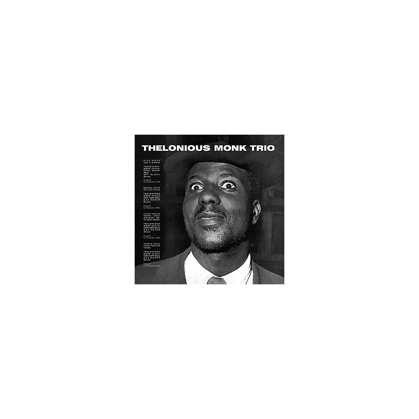 Alliance Thelonious Monk - Thelonious Monk Trio thumbnail